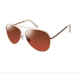 Tahari Aviator TH646 Sunglasses
